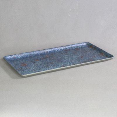 מגש 1/3 גובה 1.8 דגם כחול חלודה