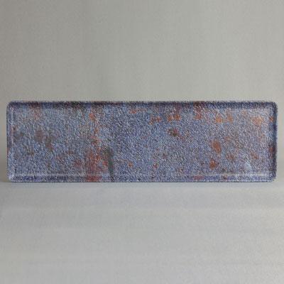מגש 2/4 גובה 1.8 דגם כחול חלודה