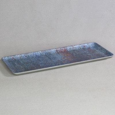 מגש 2/8 גובה 1.8 דגם כחול חלודה