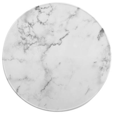 משטחים דמויי שיש לבן