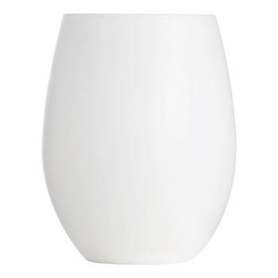 """כוס פרימרי 36 ס""""ל HB לבן מט"""