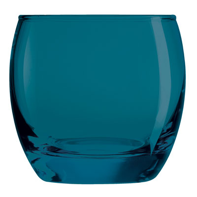 """כוס סאלטו 32 ס""""ל כחול ים"""