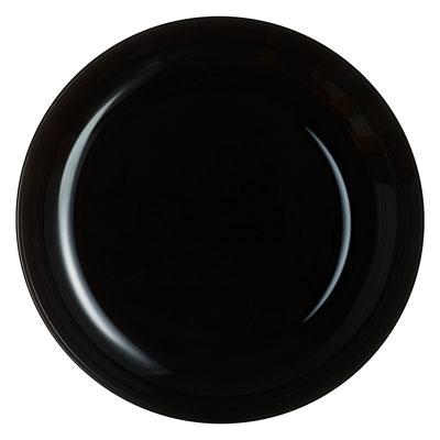 צלחת קלוט עמוקה 25 אבולושין שחור